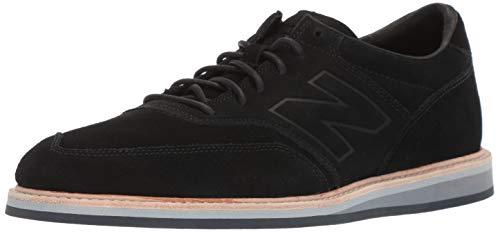 New Balance Men's 1100 V1 Walking Shoe, Black/Grey, 10 XW US