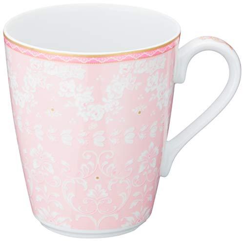 NARUMI(ナルミ) マグカップ イングリッシュトラッドピンク