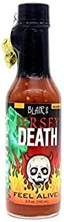 "Blair""s Limited Edition Jersey Death 2.0 Hot Sauce, 150ml"