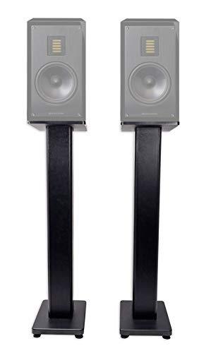 Buy Bargain Pair 28 Bookshelf Speaker Stands for Pair MartinLogan LX16 Bookshelf Speakers