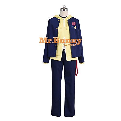 ヒプノシスマイク DRB ヒプマイ Buster Bros!!! 山田三郎 MC.L.B コスプレ衣装 コスチューム イベント仮装 Sサイズ