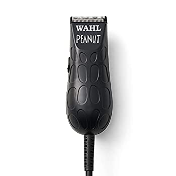 Wahl Professional Peanut Clipper/Trimmer Great On-the-Go Trimmer for Barbers and Stylists Powerful Rotary Motor Black