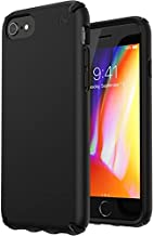 Speck Products Presidio Case for iPhone SE 2020 iPhone 8, iPhone 7, iPhone 6S, iPhone 6 - Black/Black (Non-Retail Packaging)