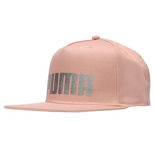 Gorra Puma Snapback Mujer rosa