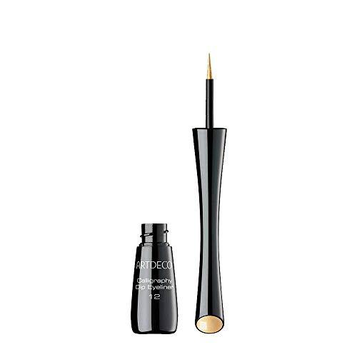 Art Deco Calligraphy DIP Eyeliner 12, Oro, 3 G