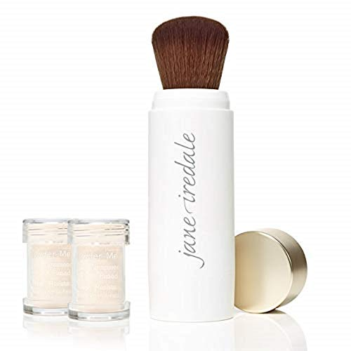 jane iredale Powder-Me SPF 30 Dry Sunscreen, Translucent, 5 g.