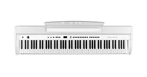 Orla 438pia0704Stage Studio Tastatur, Weiß