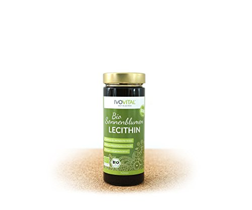 BIO-Sonnenblumen-Lecithin flüssig, 275ml und 550ml, IVOVITAL® (550 ml)