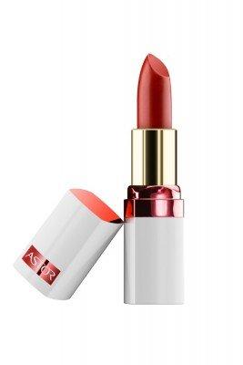 Astor Soft Sensation Vitamin & Collagen Lippenstift Lipstick Nr. 250 True Scarlet Farbe: Dunkelrot Inhalt: 3,8g Lipstick für strahlen schöne und gepflegte Lippen. Lippenstift