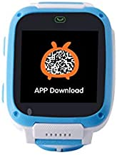 HelloPet T10 Children's Game Smart Watch Phone Positioning Camera for Photography SmartWatch (Blue)