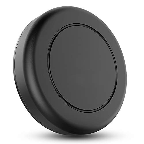Magnetic Mount, Universal Stick-On Dashboard Magnetic Car Mount Holder, for Cell Phones and Mini Tablets with Fast Swift-snap Technology, Magnetic Cell Phone Mount
