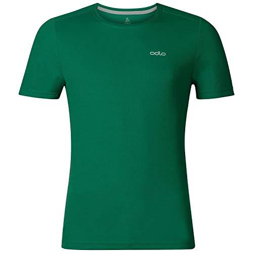 Odlo George T-Shirt à col Rond pour Homme S Vert Verdant