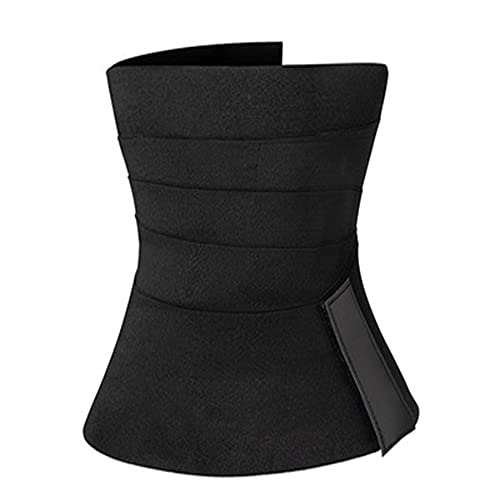 ergouzi Bandage Wrap Lumbar Waist Support Trainer Invisible, Corset Postpartum Recovery Pelvis Weight Slimming Loss Belly Shapewear (6M)