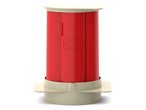 Durandal Bacon Rack Mikrowelle | Speckbräter für die Microwelle | Alternative zur Zubereitung in der Pfanne oder Backblech | Mikrowellen Kochgeschirr