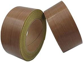SUPERTOOL Hitte Seal Glas Teflon Tape, Zelfklevende PTFE Tape (Pack van 1, 40mm x 10m)