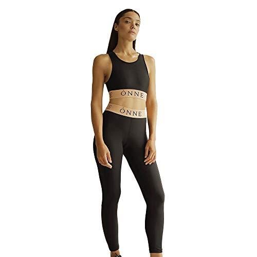Alice Leggings Mujer Mallas Pantalones Deportivos Elásticos Yoga Fitness Gimnasio Efecto Push...