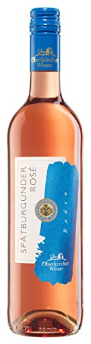 Oberkircher Winzer Rosé Qualitätswein trocken (1 x 0.75l)