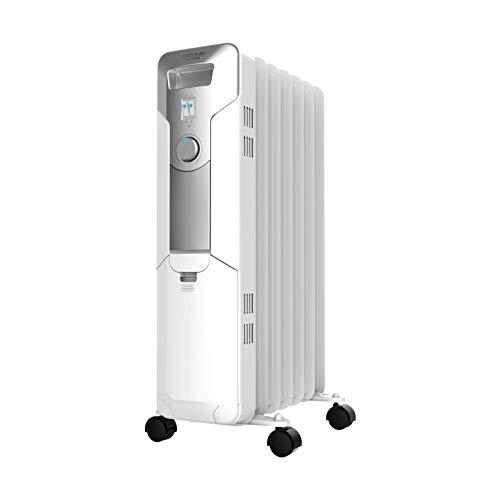 Cecotec Ready Warm 5600 Space - Radiador de Aceite de 7 Módulos,...