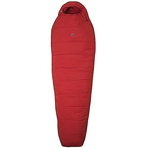 Fjällräven Unisex-Adult Skule Two Seasons Reg Sleeping Bag, Red, OneSize