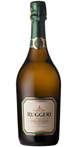 NV Prosecco Brut Quartese DOC, Ruggeri 75cl. (case of 6), Veneto/Italien, Prosecco, (Champagner)