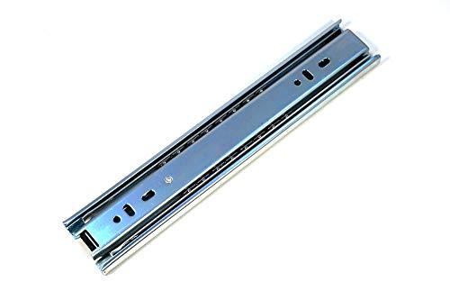 GTV 45 mm Vollauszug Vollauszüge Teleskopschiene Schubladenschiene 45-92cm