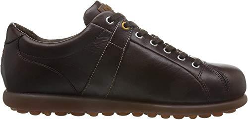Camper Adults Pelotas Ariel - Zapatos con cordones para hombre, color marrón (medium brown), talla 44