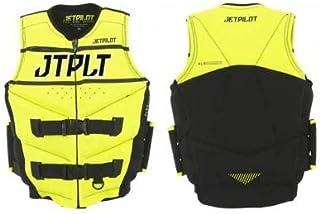 JetPilot Gilet Jetski Homme Venture Neo Vest ISO 50N w. Super Grip NoirGris 2XL