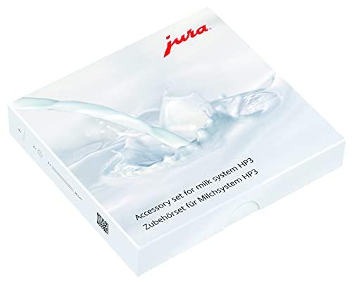 Jura 24117 Zubehörset für Milchsystem HP3 transparent