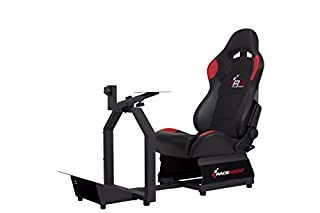 Raceroom RR3033 Racing Cockpit - Racing Simulator - Game Seat - Play Seat - Racing Game Seat (B009AWK2E8) | Amazon price tracker / tracking, Amazon price history charts, Amazon price watches, Amazon price drop alerts