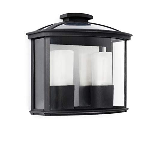 Wandlamp, leeslamp, landelijke stijl, water- en stofdicht, landschap, retro, tuin, outdoor, lostgaming