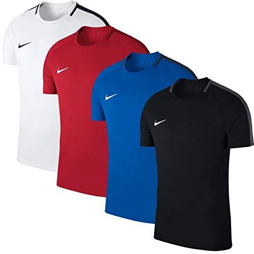 Nike M Nk Dry Ss Acdmy, Camiseta para Hombre, Blanco (White/Black), M