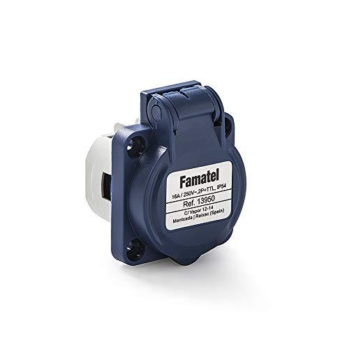 Famatel 13950 Base empotrar IP54