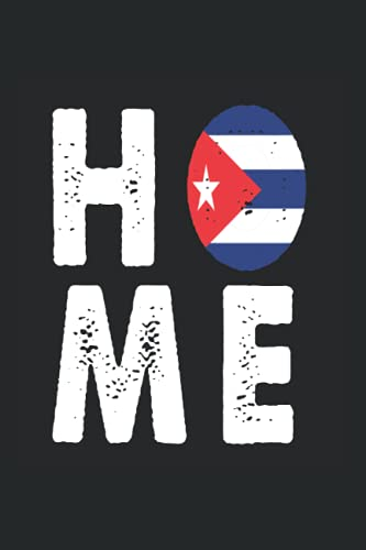 Home Cuba -Stolzer Kubana: Din A5 Stolzer Kubana Notizbuch Nach Kuba Auswandern Geschenk mit 120 Seiten