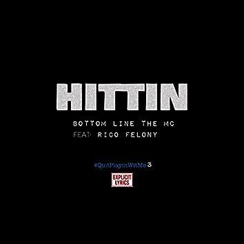 Hittin' (feat. Rico Felony)