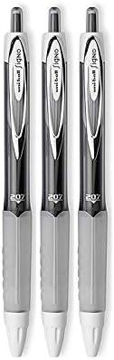 Uni-ball Signo 207 Retractable Gel 0.7mm Bl Max New arrival 81% OFF Medium Pens Point