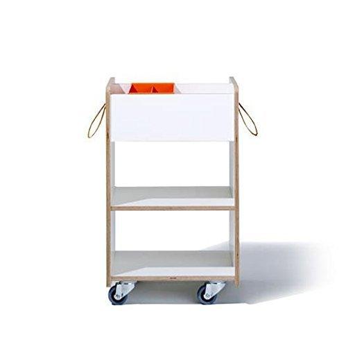 Container Fixx von Richard Lampert Gestalter: Peter Horn - ohne Stifteschale, Kindercontainer, Schreibtischcontainer