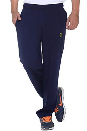 VIMAL JONNEY Men's Track Pants (D10NAVY-XXL_Navy Blue)