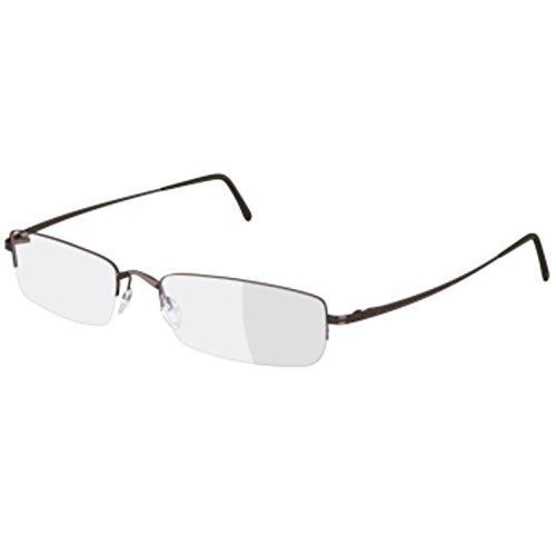 Adidas Eyeglasses Frame - AF31/40 Shapelite 6080 - Shiny Dark Brown (52-19-140)