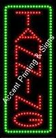 Tanning (垂直) LEDサイン( High Impact、エネルギー効率的な)