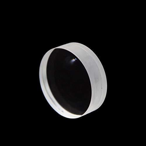 Without brand XXF-gxjz, Geklebten Linse H-K9L / F4 Achromatische optische Glaslinsen mit 17 mm Durchmesser 108 mm Brennweite Kittlinse Coated 400-700nm (Farbe : Klar)