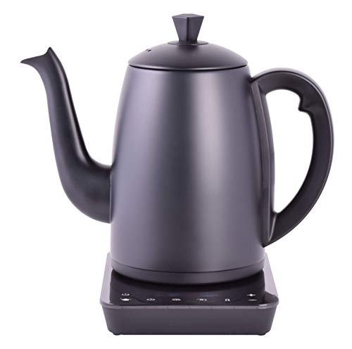 Brewista BSSVTK2BNA Variable Temperature Cupping Kettle, 2L, Matte Black