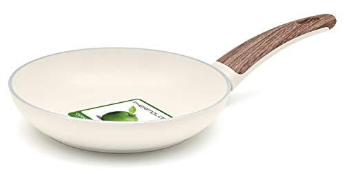 GreenPan グリーンパン 「 ウッドビー 」 フライパン 20cm 【IH対応】 ヘルシーセラミックノンスティック WoodBe CC001009-001