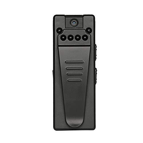 Yunbai Grabadora de sonido de audio de alta definición de grabación del dictáfono grabadora de voz digital grabadora de voz digital, profesional de grabación de voz digital mini cámara 1080P Grabación