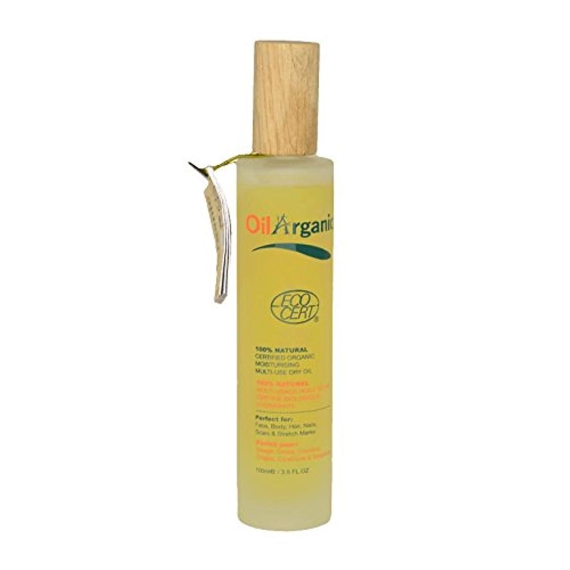 科学者ブロック批判Oilarganicマルチユース乾性油 - OilArganic Multi-Use Dry Oil (OilArganic) [並行輸入品]