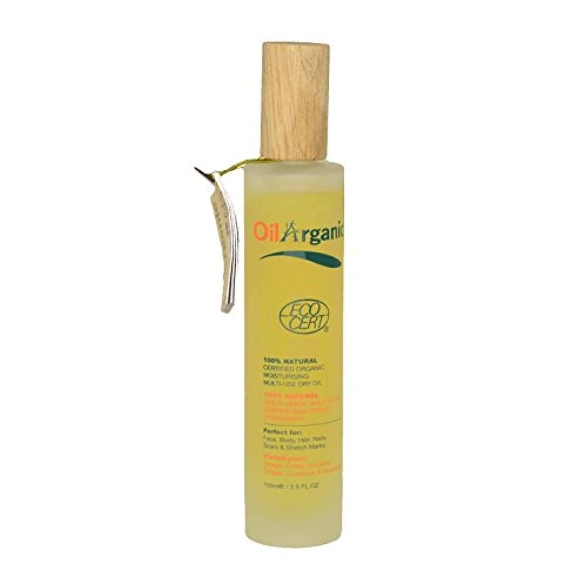 開いた望む子Oilarganicマルチユース乾性油 - OilArganic Multi-Use Dry Oil (OilArganic) [並行輸入品]