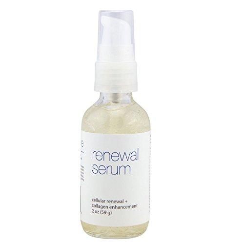 Somaluxe Collagen Renewal Serum with Hyaluronic Acid, Vitamin C and Retinyl, 2oz