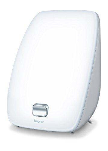 Beurer TL 41 Tageslichtlampe, gesteigertes Wohlbefinden durch Simulation von Tageslicht, ideal für den Schreibtisch