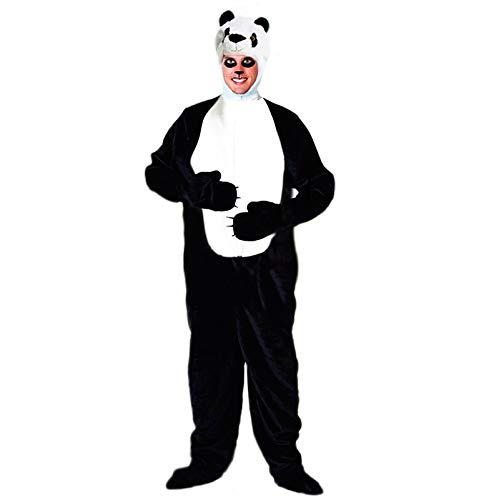 Disfraz Oso Panda Adulto para Carnaval (Talla M) (+ Tallas ...
