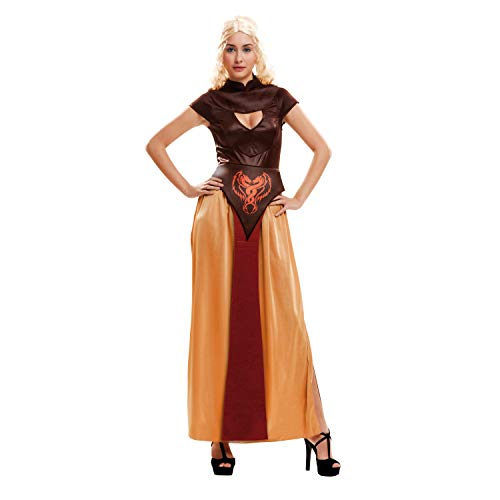 My Other Me Me-202726 Disfraz Reina Dragn guerrera para mujer, M-L (Viving Costumes 202726)