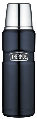 Thermos Stainless King Thermos 0,47 l, colore: Blu